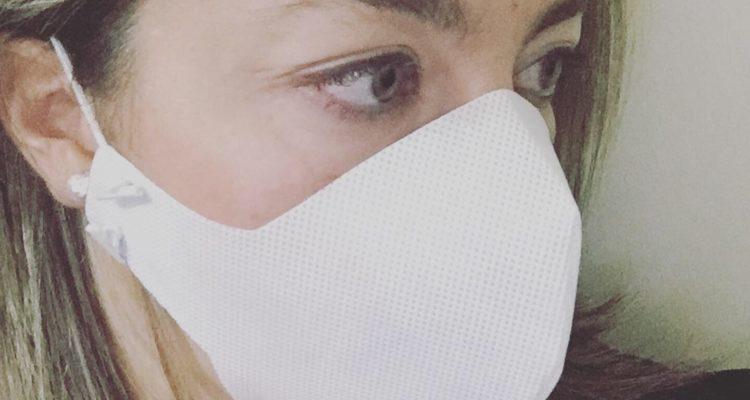 Máscara de Proteção em TNT 100gr
